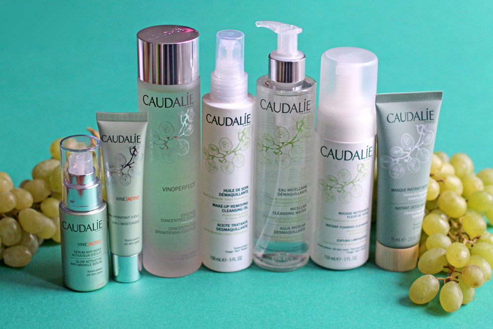 Caudalie skincare - UK beauty blog