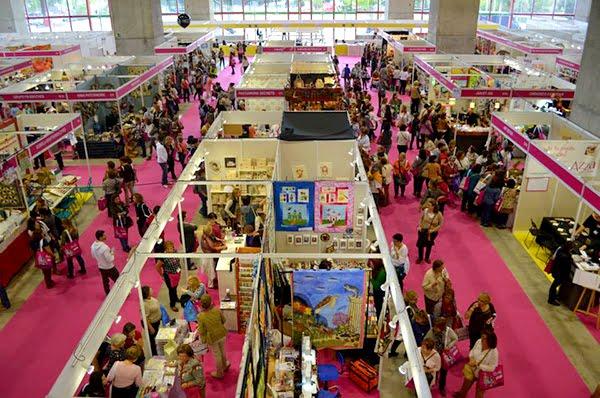 Ferias creativa 2017 2018 for Proximas ferias en barcelona