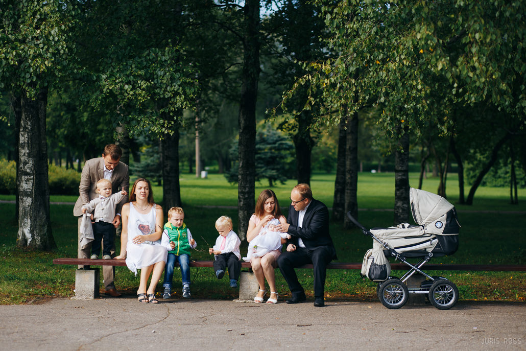 ģimenes foto