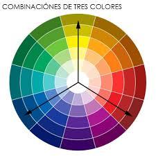 circulo con combinación de colores