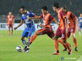 Jadwal Borneo FC vs Persib Bandung Rabu 8 November 2017
