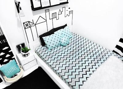 inspirasi 3 warna cat kamar tidur minimalis untuk ruangan