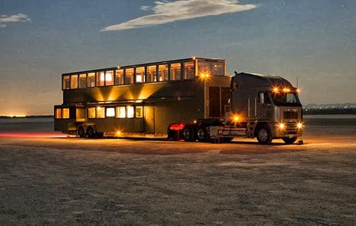 Inside Luxury Tour Bus Inside Will Smi...