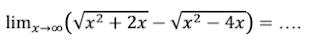 pembahasan soal fungsi limit