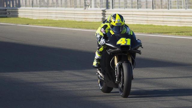 berita motogp Sempat khawatir, Espargaro puas dengan performa Aprilia