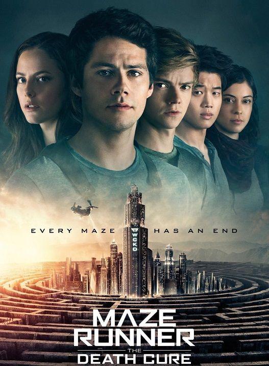 IMDB بالعربي فيلم المتاهة بجزء جديد The Maze Runner: The Death Cure