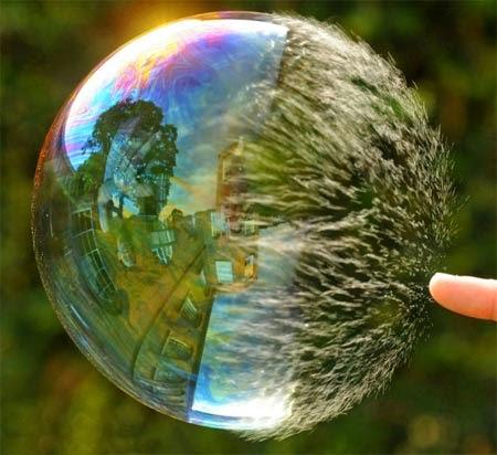 La burbuja del Oro