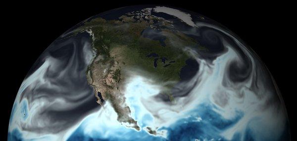 Le tout nouveau GFS (image: NOAA)