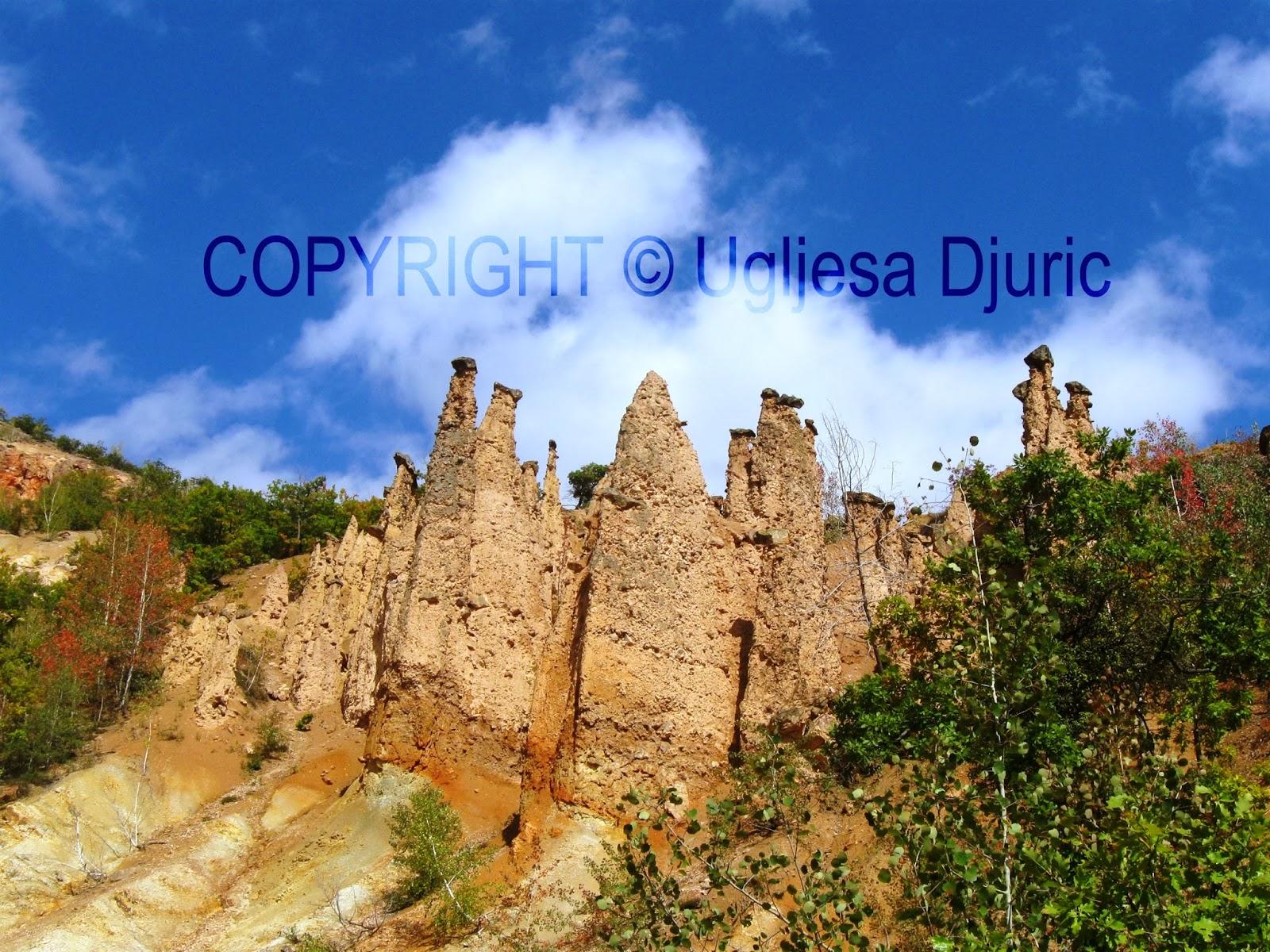 Ugljesa Djuric Photography: The Legend of Devil's Town