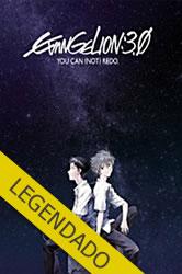 Neon Genesis Evangelion: Rebuild of Evangelion 3.0 – Legendado