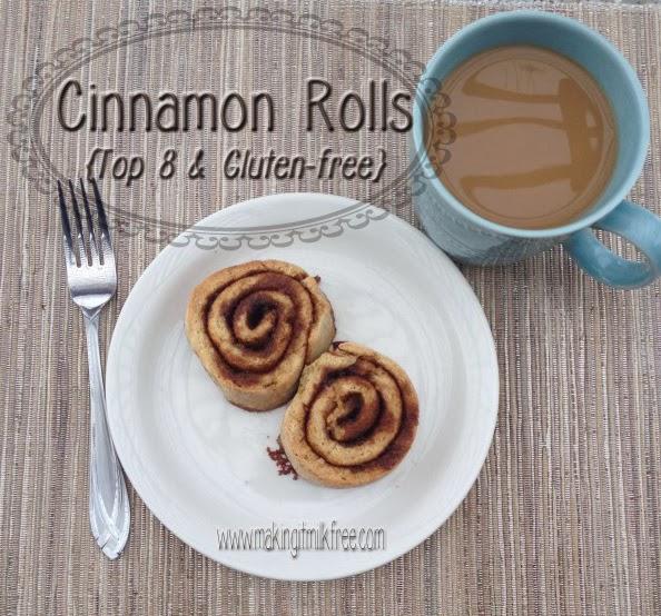#glutenfree #dairyfree #cinnamonrolls