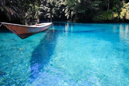 Danau Labuan Cermin Kalimantan Timur - Kejernihan Air Yang Memukau