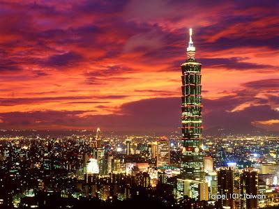5 Tempat Wisata di Taiwan Yang Terbaik, Terkenal dan Wajib Dikunjungi : Menara Taipei 101 DLL