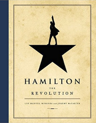 Hamilton The Revolution by Lin-Manuel Miranda and Jeremy McCarter