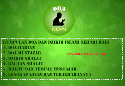 Download Aplikasi Doa Dzikir Shalat Sehari-hari