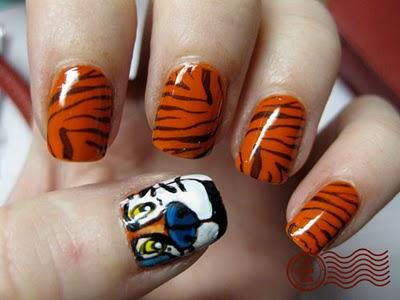 Zoe nails-Nail Art in Delhi Insight: Nail Art Designs for ...
