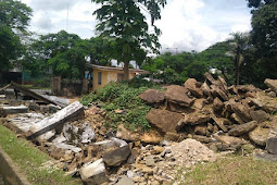 Suspected thugs demolish fences of Cross River Property Development