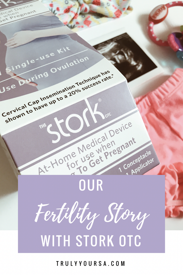 "#TTCwithStorkOTC #ad I mentioned the beginning of my pregnancy journey in my ""I'm Pregnant"" life update post. What I didn't mention was our fertility or conception story. Conceiving wasn't the easiest thing in the world, but with a little help from Stork OTC it definitely could have been easier. Keep reading to see how Stork OTC can help with trying to get pregnant!"