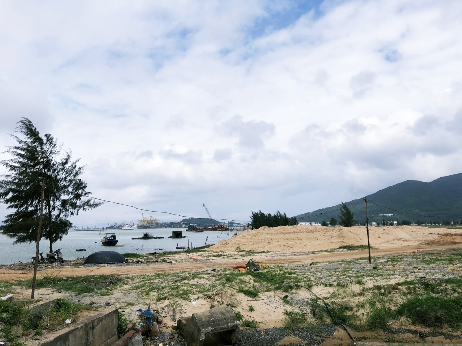 Hình ảnh Cảng Tiên Sa