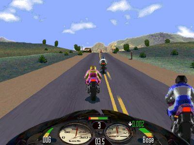 تحميل لعبة الموتوسيكلات القديمة road rash للكمبيوتر مجانا من ميديا فير