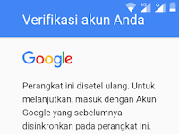 Cara Buka FRP Andromax E2+ Plus (B16C2G) Terkunci Account Gmail
