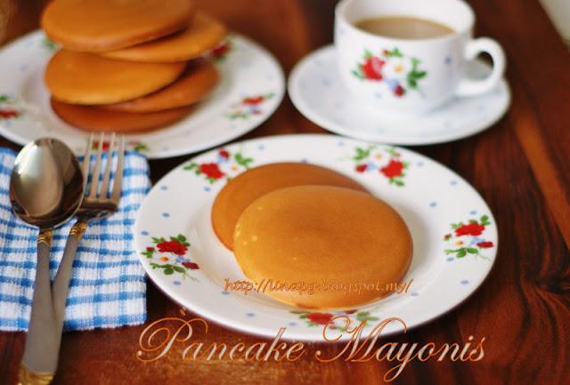 Pancake sedap dan lembut