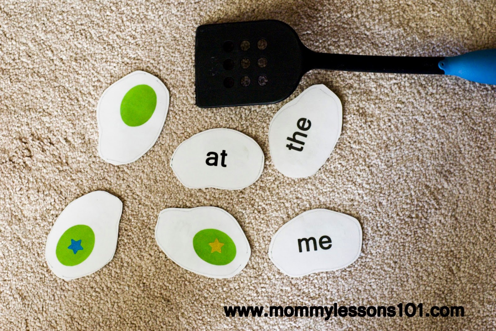 Mommy Lessons 101 Dr Seuss Themed Sight Word Game Free