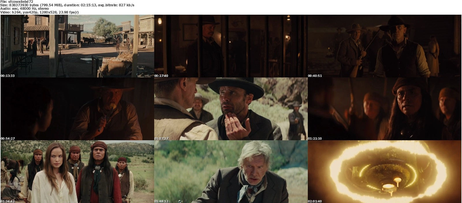 Cowboys and aliens movie english subtitles download