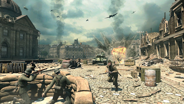 Sniper Elite V2 Full Version PC Gameplay