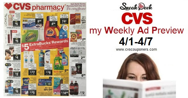 http://www.cvscouponers.com/2018/03/cvs-weekly-ad-preview-41-47.html