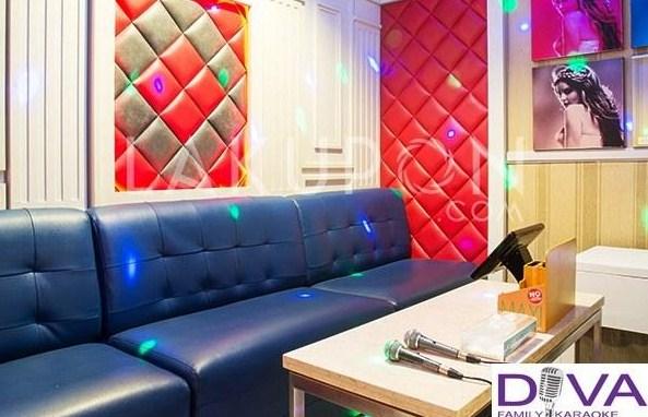 Harga Room DIVA Grogol Petamburan Karaoke Keluarga Paling Baru