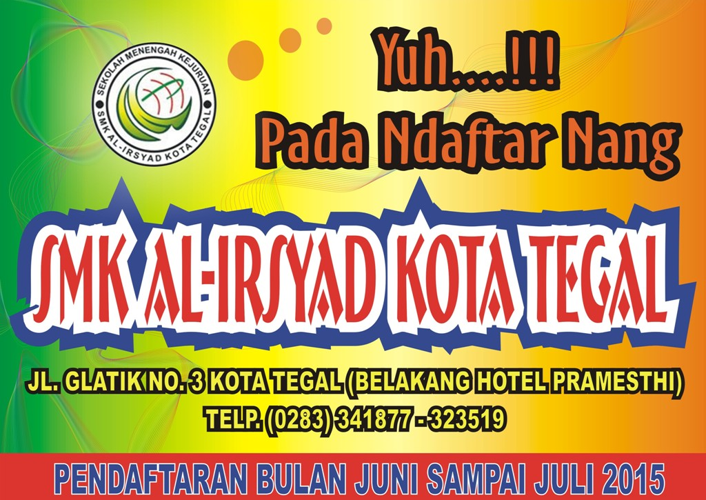 Contoh Proposal Wirausaha Smk Langkah Pembelajaran Download Banner Ppdb Smk Format Cdr Gratis