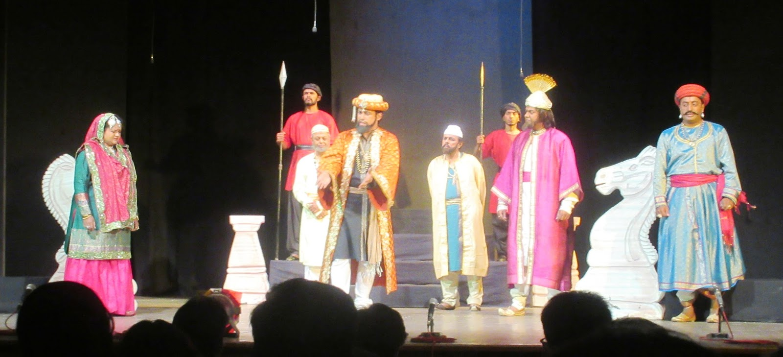 tughlaq as contemporary play Tughlaq by girish karnad is a thirteen-scene play about the turbulent rule of mohammad bin tughlaq this seems on the outlook as a historical play, but is appropriate to the contemporary politics of any era, especially in the current global scenario.