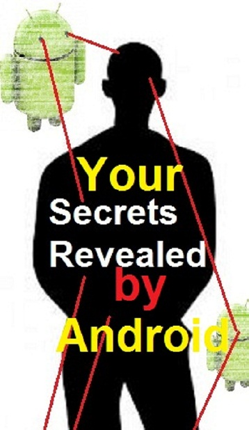 How Android phones Reveal Your Secrets without You knowing