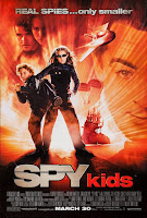 Spy Kids 2001 Full Movie 720p Hindi BRRip Dual Audio x264 Download
