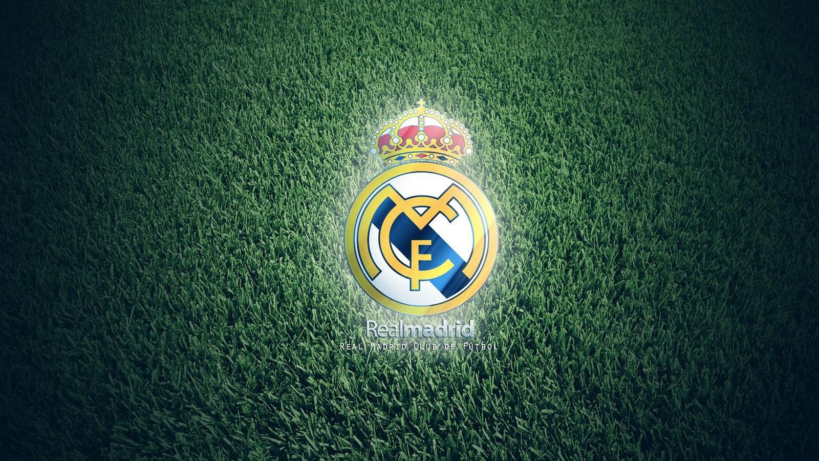 Real Madrid: Real Madrid 2013 Logo Spanish La Liga Hd Desktop Wallpaper