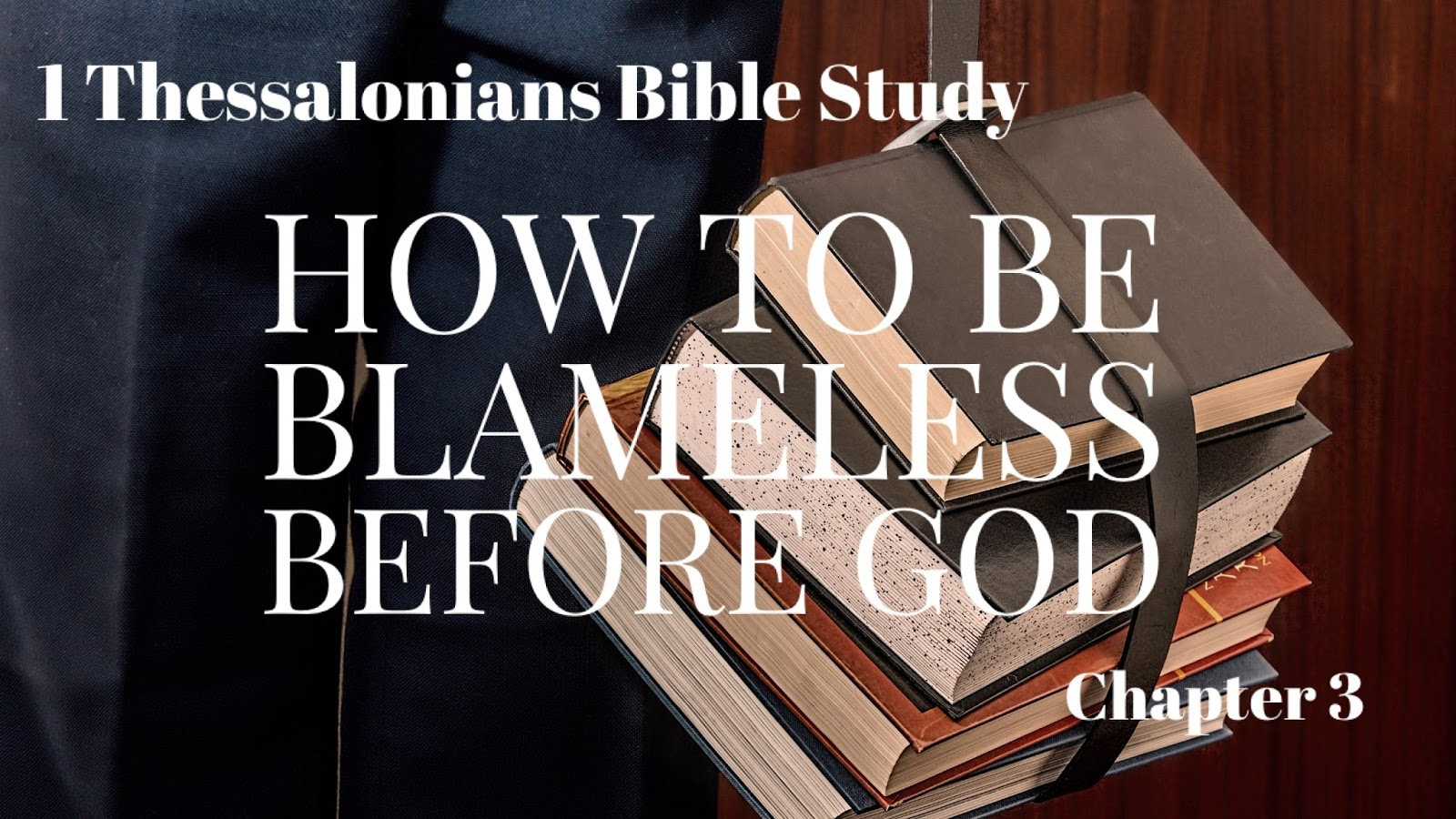 Blameless - Bible Study Tools