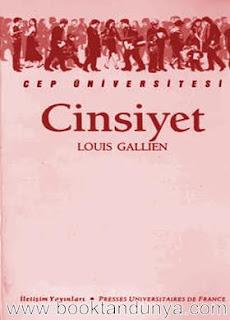 Louis Gallien - Cinsiyet  (Cep Üniversitesi Dizisi - 24)