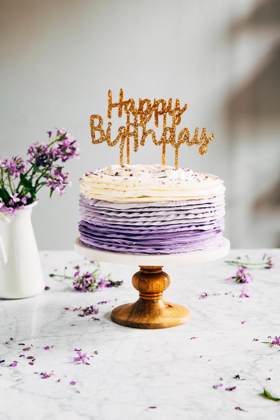 Hummingbird Chocolate Birthday Cake Recipe