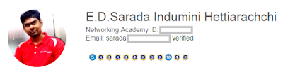 Cisco Networking Academy Awards List