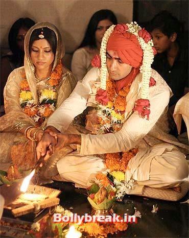 Konkona Sen Sharma and Ranvir Shorey, Bollywood's secret Marriages