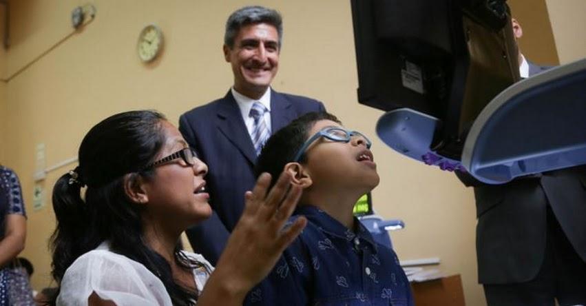 Gran Biblioteca Pública de Lima tendrá equipos para personas con discapacidad visual - www.cultura.gob.pe