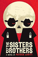 Book cover of The Sisters Brothers by Patrick DeWitt