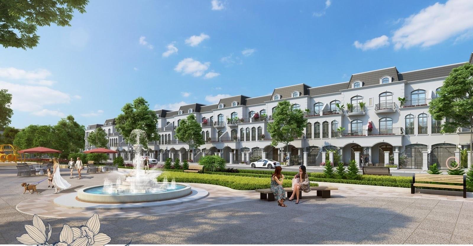 Rất nhiều dự án được triển khai ở Long Biên thời điểm này.