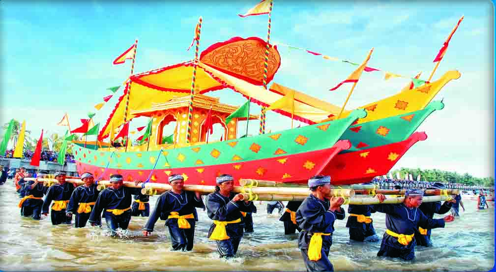 Tempat Wisata Kota Tarakan Yang Wajib DIkunjungi Pesta Rakyat Iraw Tengkayu