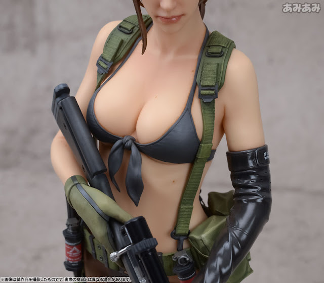 Metal Gear Solid V The Phantom Pain 1/6 Scale Pre-Painted Statue: Quiet