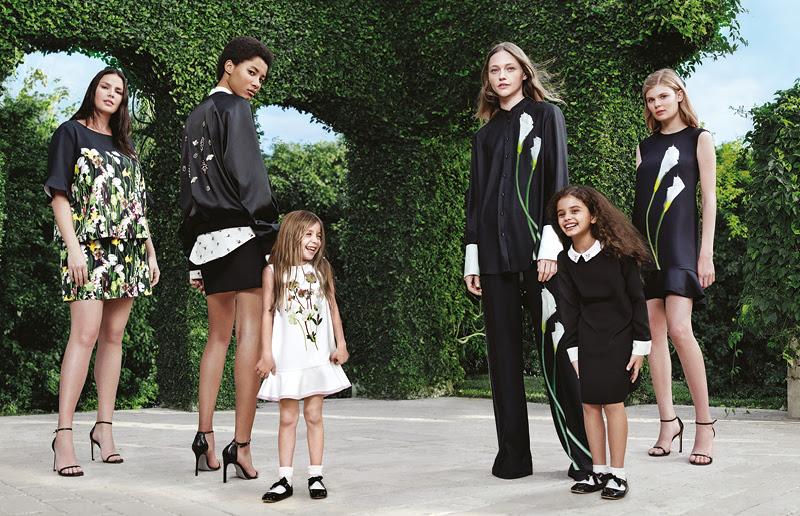 Harper Beckham Fashion... Victoria Beckham Smile