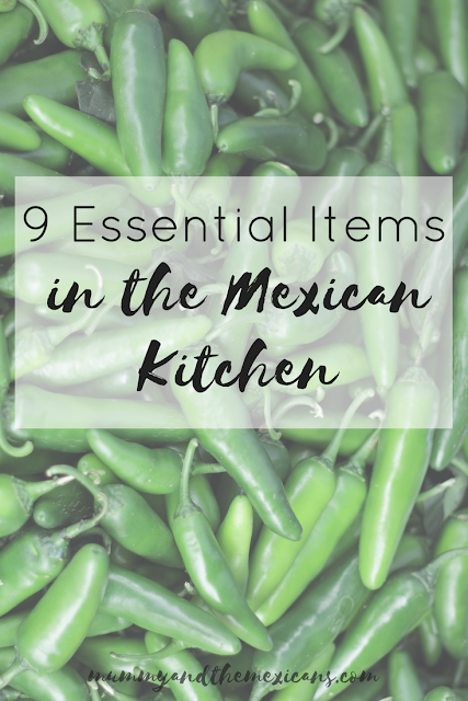9 Essential Items In The Mexican Kitchen