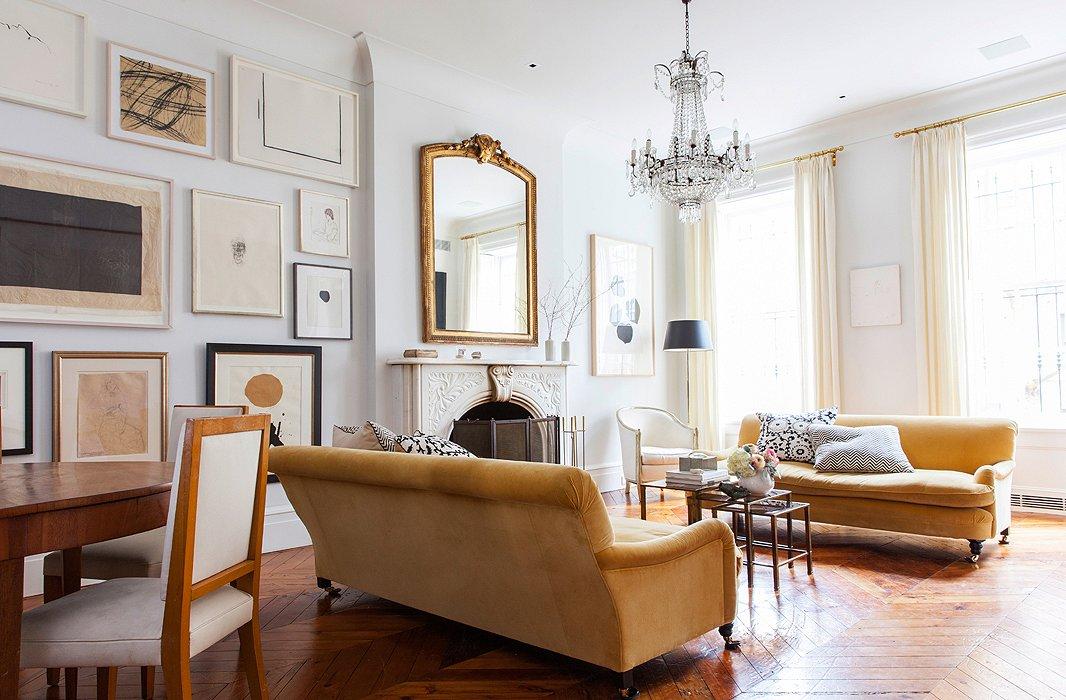 Alison Cayne's Dreamy NYC House | Kayla Lynn