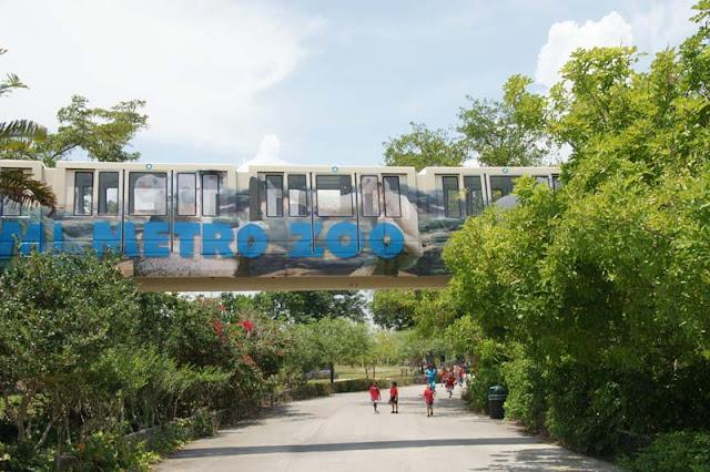 El Zoológico de Miami